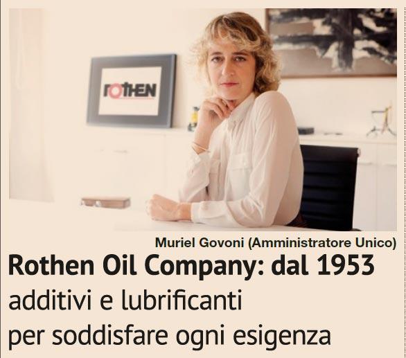Rothen Oil - Articolo Il Sole 24 Ore