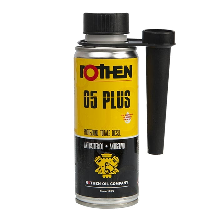 Rothen 05 PLUS additivo multifunzionale diesel
