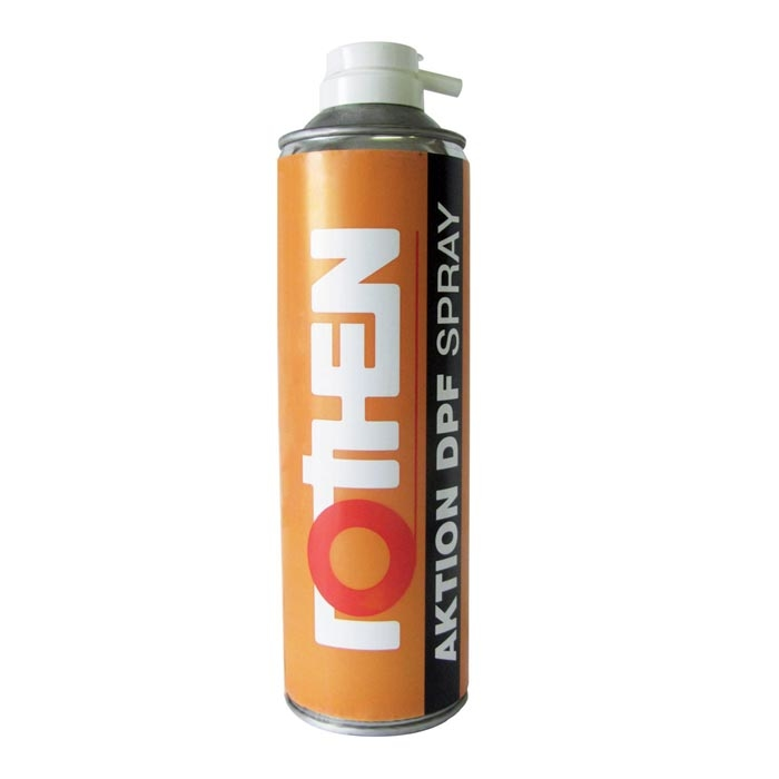 Rothen Aktion DPF Spray - Detergente pulizia antiparticolato