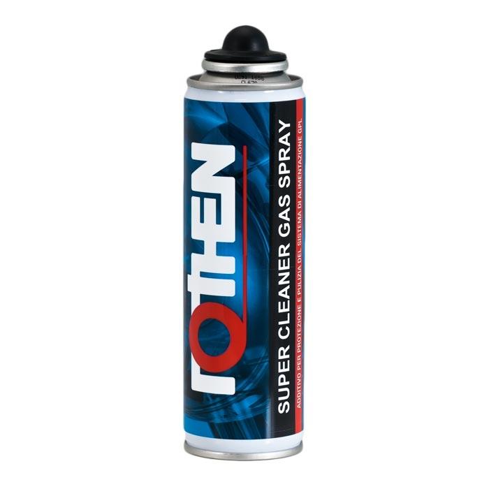 Rothen super cleaner gas spray - Additivo protettivo per GPL