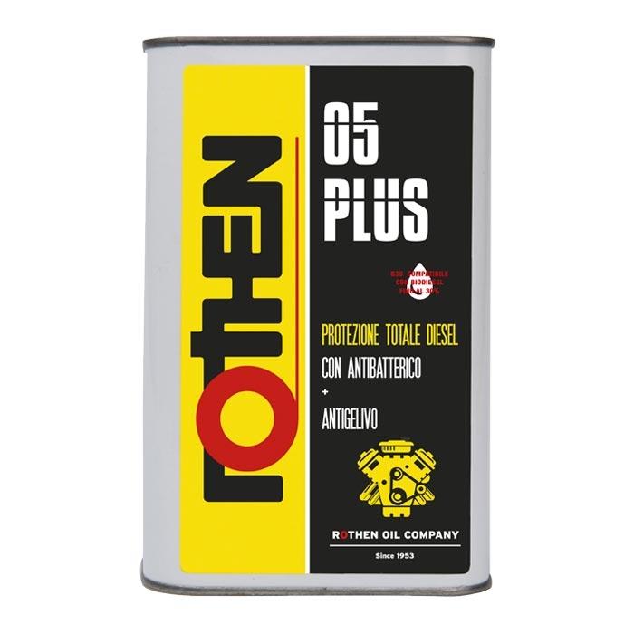 Rothen 05 Protezione Totale 1 litro - additivo multistagionale diesel