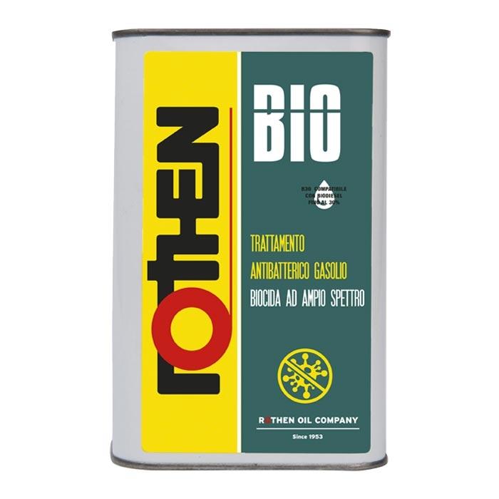 Rothen Bio 1 litro - Antibatterico gasolio biocida ampio spettro
