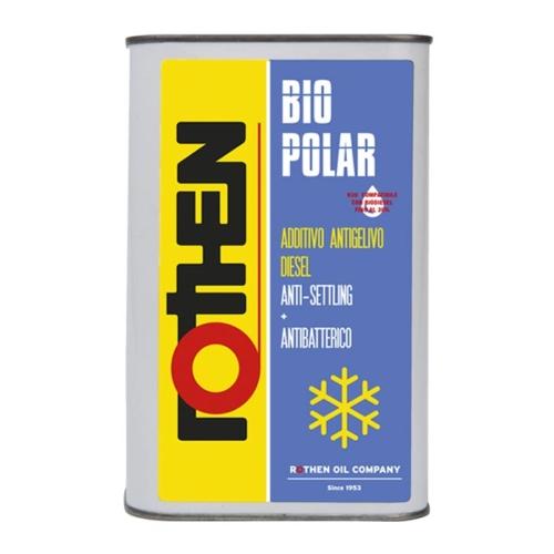 Rothen Bio Polar 1 litro - Additivo invernale biocida diesel
