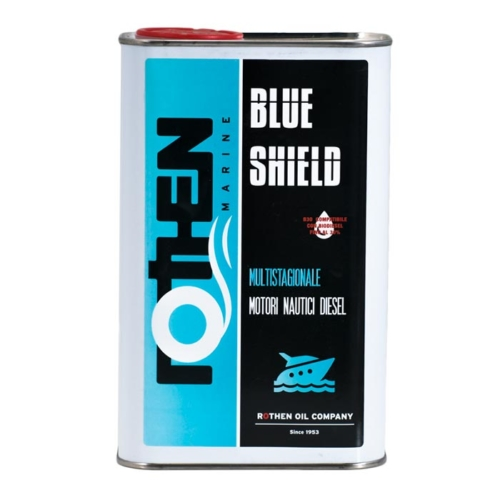 Rothen Blue Shield 1l - Additivo multistagionale motori nautica