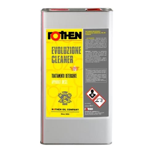 Rothen Evoluzione Cleaner 5 litri -Detergente diesel