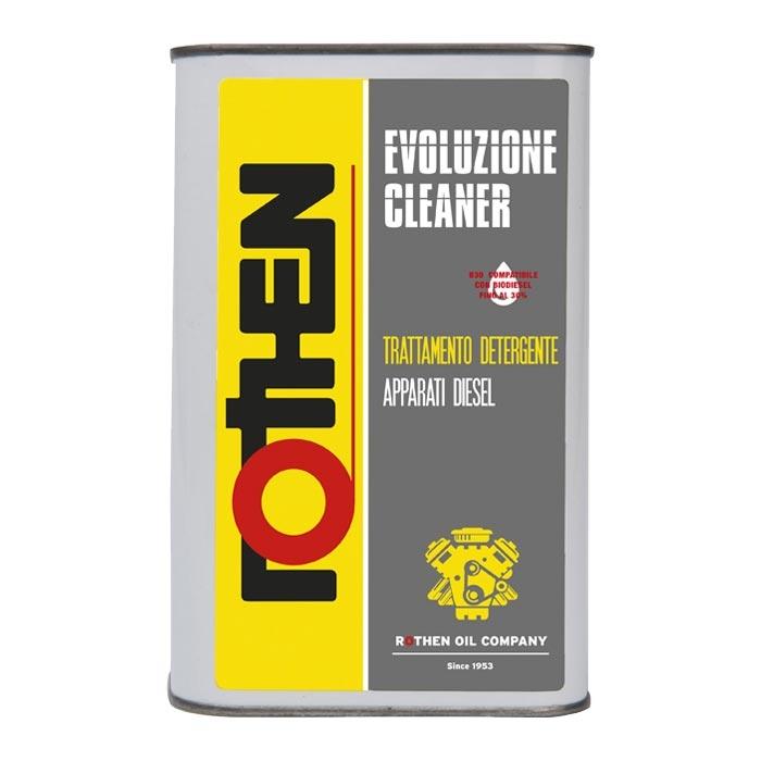 Rothen Evoluzione Cleaner 1 litro -Detergente diesel