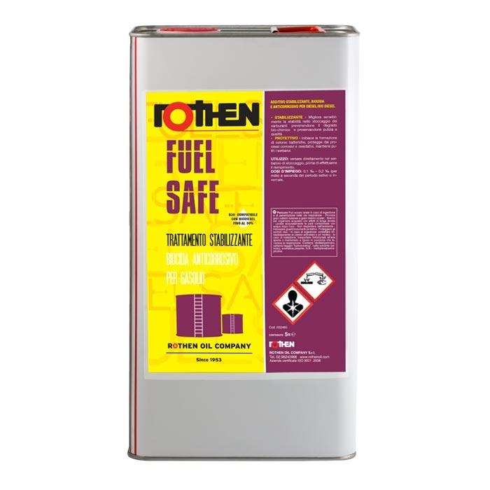 Rothen Fuel Safe - stabilizzante biocida gasolio