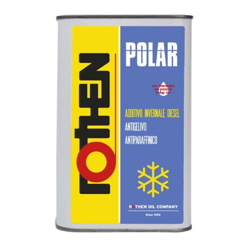 Rothen Polar 1 litro - Additivo invernale diesel antiparaffina