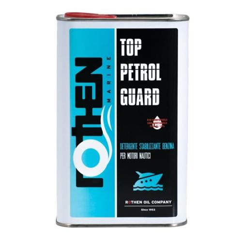 Rothen Top Petrol Guard 1 litro - Detergente stabilizzante motori benzina nautica