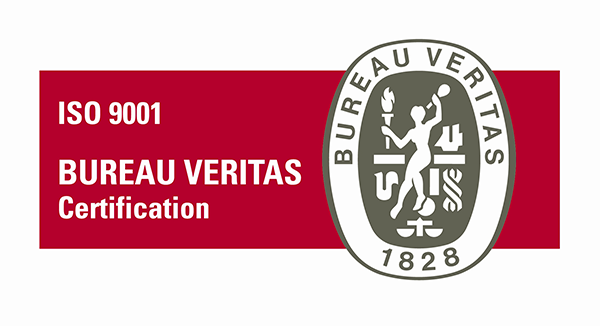 Certificazione ISO 9001 rothen Bureau Veritas