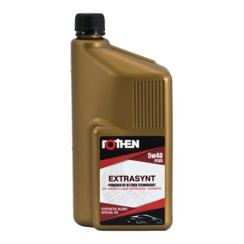 Rothen Extrasynt 5w40 Plus - Olio motore nuova generazione