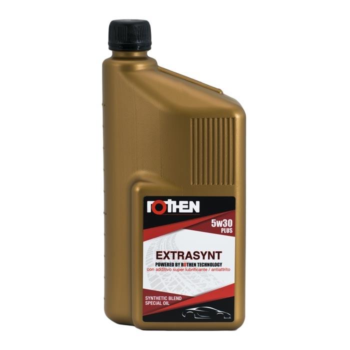 Rothen Extrasynt 5w30 plus 1 lt olio per common rail e multijet