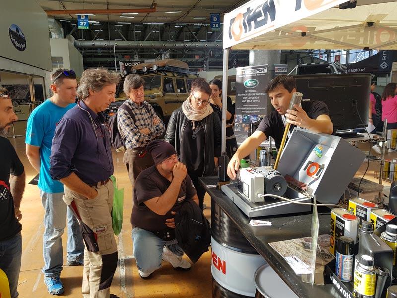 Rothen - 4x4 FEST salone auto trazione integrale