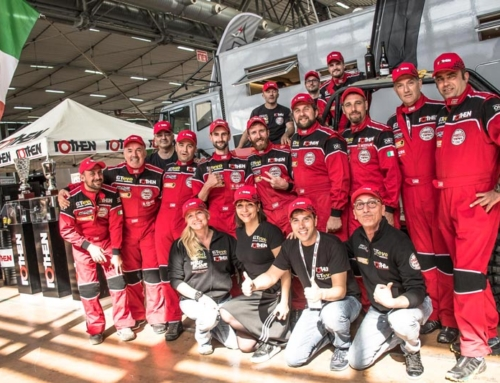 ROTHEN presenta il RED Team al 4×4 FEST