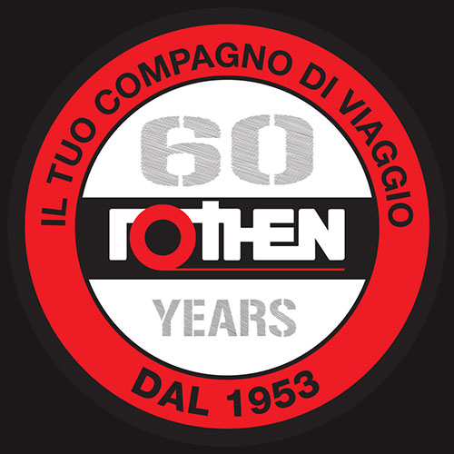 Rothen 60 anni - il tuo compagno di viaggio dal 1953