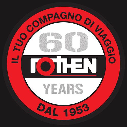 Rothen 60 anni - il tuo compagno di viaggio dal 1953