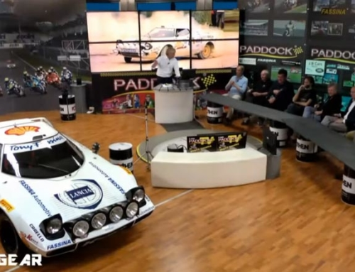 Franco Bobbiese e Paddock TV – Bobbgear