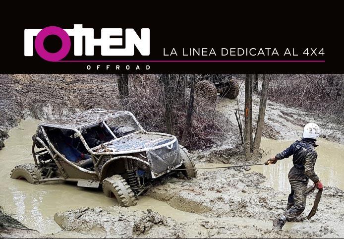 Rothen Offroad Quattro X Quattro Evolution