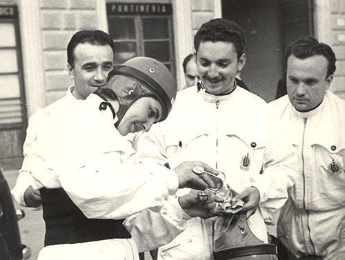 Foto storica Rothen dal 1953