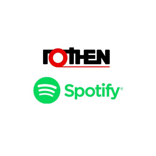 Ascolta la playlist Spotify di Rothen
