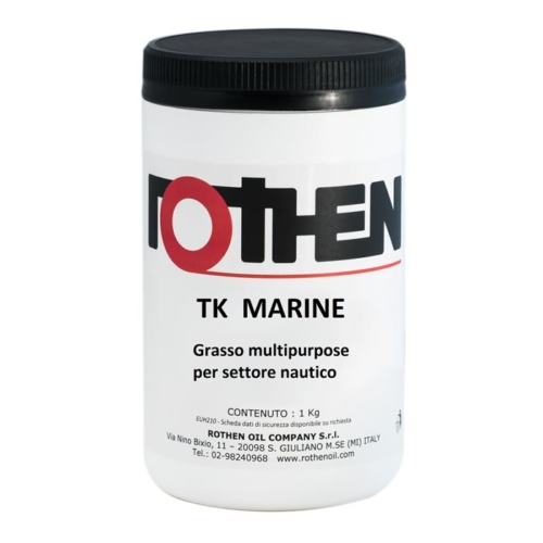 Rothen - Barattolo 1000ml TK Marine grasso per settore nautico