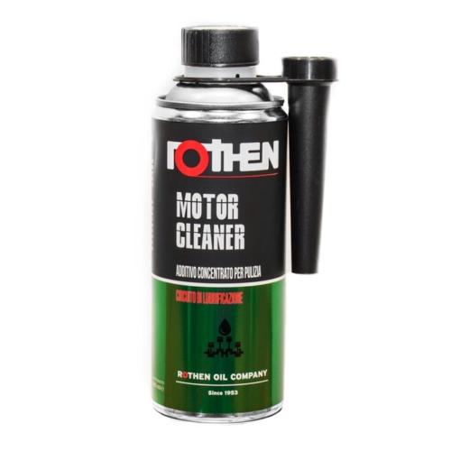 Rothen Motor Cleaner 400ml - Additivo pulizia circuito lubrificazione