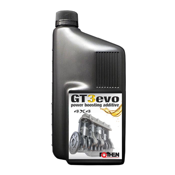 Rothen GT3evo power boosting additive