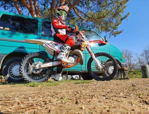 Rothen e il Moto Club Le Aquile