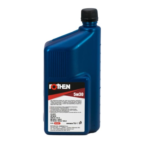 Rothen Extrasynt 5w30 full synthetic