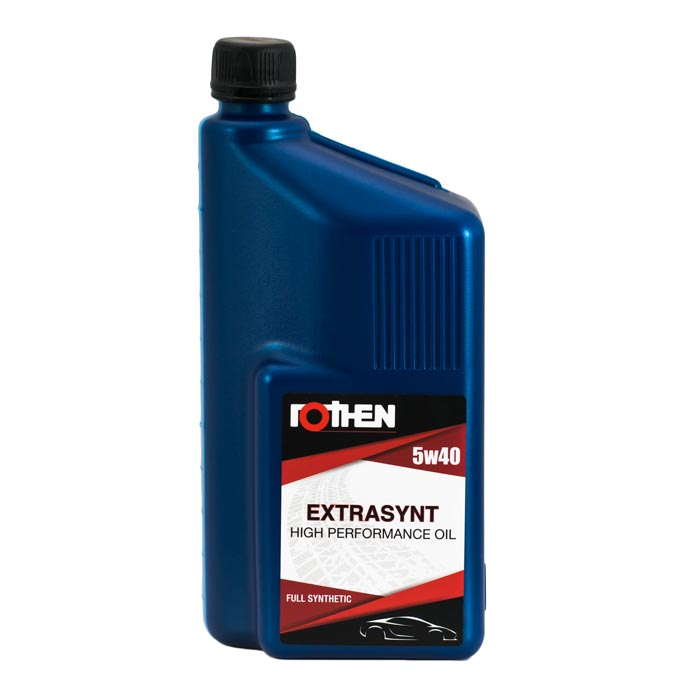 Rothen Extrasynt 5w40 full synthetic