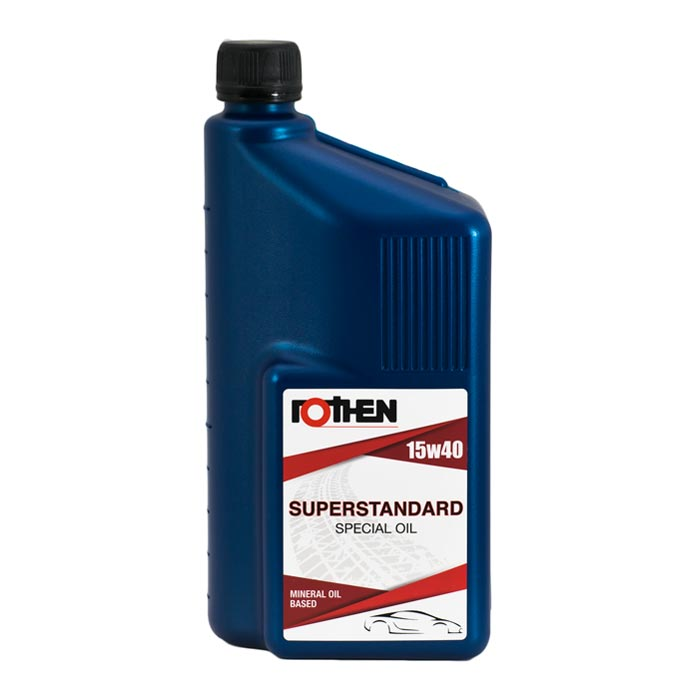 Rothen Superstandard special oil 15w40