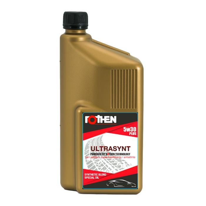 Rothen olio sintetico Ultrasynt 5w30 1 litroplus
