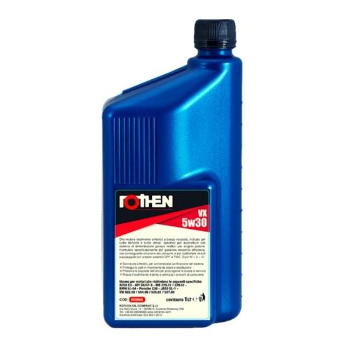 Rothen olio sintetico Ultrasynt VX 5w30 1 litro